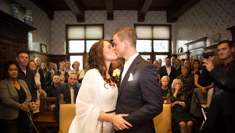 bruiloften de rijp graft