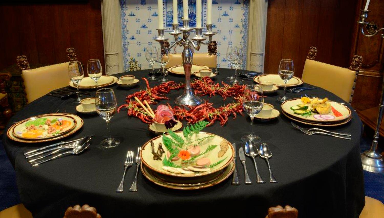 vergaderingen lunches en diners de rijp